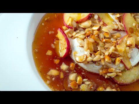 Tentación de Queso Camembert con Caramelo | Recetas Alpina Colombia