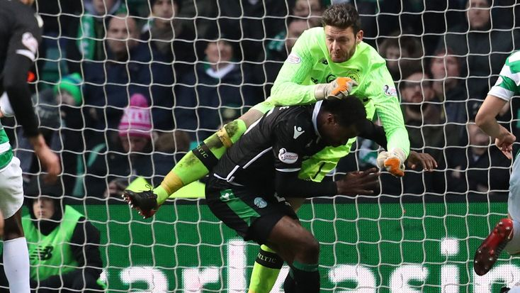 Brendan Rodgers begins keeper search after Craig Gordon suffers knee injury #News #BrendanRodgers #Celtic #CelticPark #CelticvsHibernian