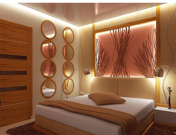 Bedroom lighting design ideas - Little Piece Of Me