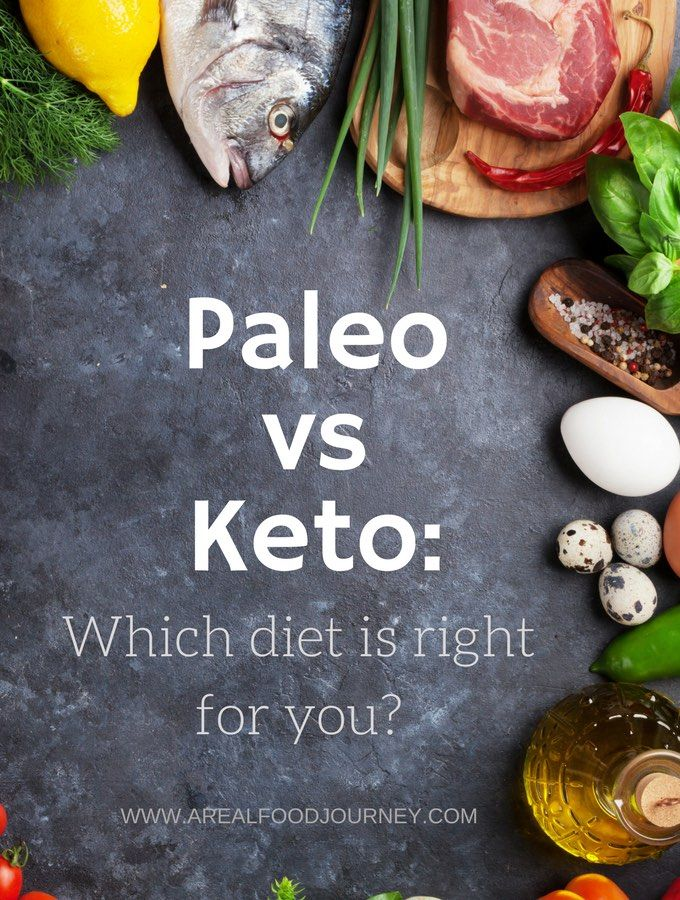 Is the Keto diet right for you? The differences and benefits in the ketogenic and paleo diets.