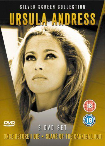 Ursula Andress Silver Screen (2DVD)   (UK PAL Region 0) @ niftywarehouse.com #NiftyWarehouse #Bond #JamesBond #Movies #Books #Spy #SecretAgent #007