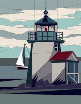 Quilt Art Designs: Paper Piecing Party Link Up #41