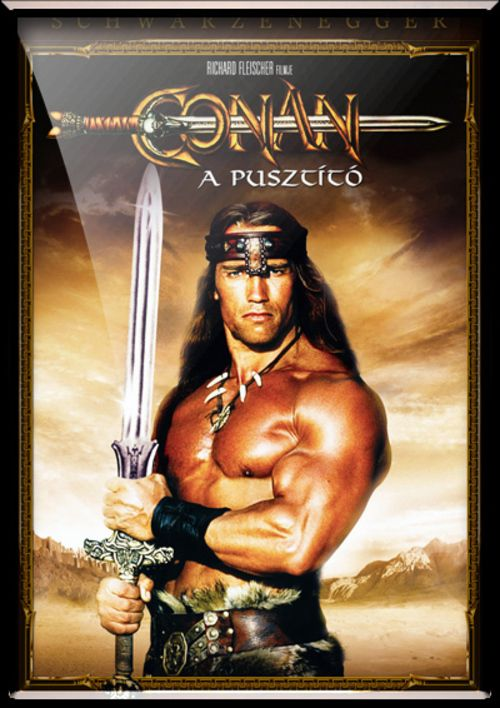 Watch->> Conan the Destroyer 1984 Full - Movie Online