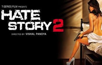 Hate Story 2 is a Bollywood erotic thriller film directed by Vishal Pandya. Produced by T-Series Films, it stars Surveen Chawla, Jay Bhanushali and Sushant Singh in pivotal roles. It is the sequel to the 2012 sleeper hit Hate Story starring Paoli Dam and Gulshan Devaiya. Watch : http://www.dailyserial.tv/movies/hate-story-2-2