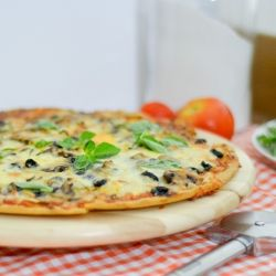 Thermomix Pizza Dough recipe