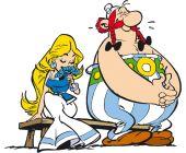 De officiële website van Asterix