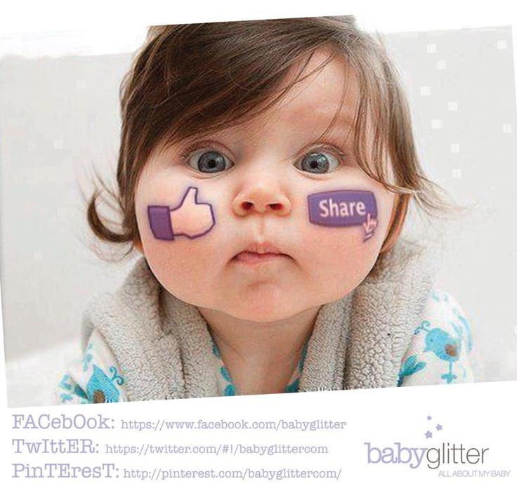 Κάντε Share ή Like αν σας αρέσει η σελίδα μας ;-))   babyglitter.gr    Facebook: https://www.facebook.com/babyglitter  Twiiter: https://twitter.com/#!/babyglittercom  Pinterest: http://pinterest.com/babyglittercom/    http://babyglitter.gr/