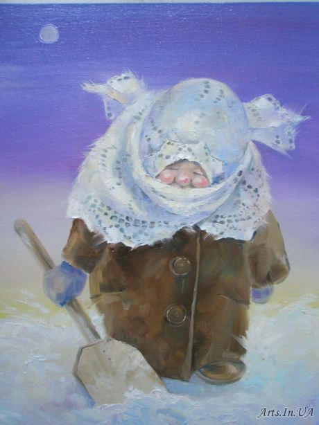 Филатова Татьяна - Зимний Ангел