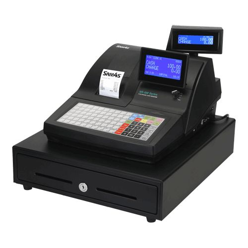 Sam4s NR510B (Single Roll Thermal cash registers)