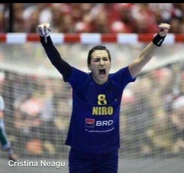 I love Cristina Neagu