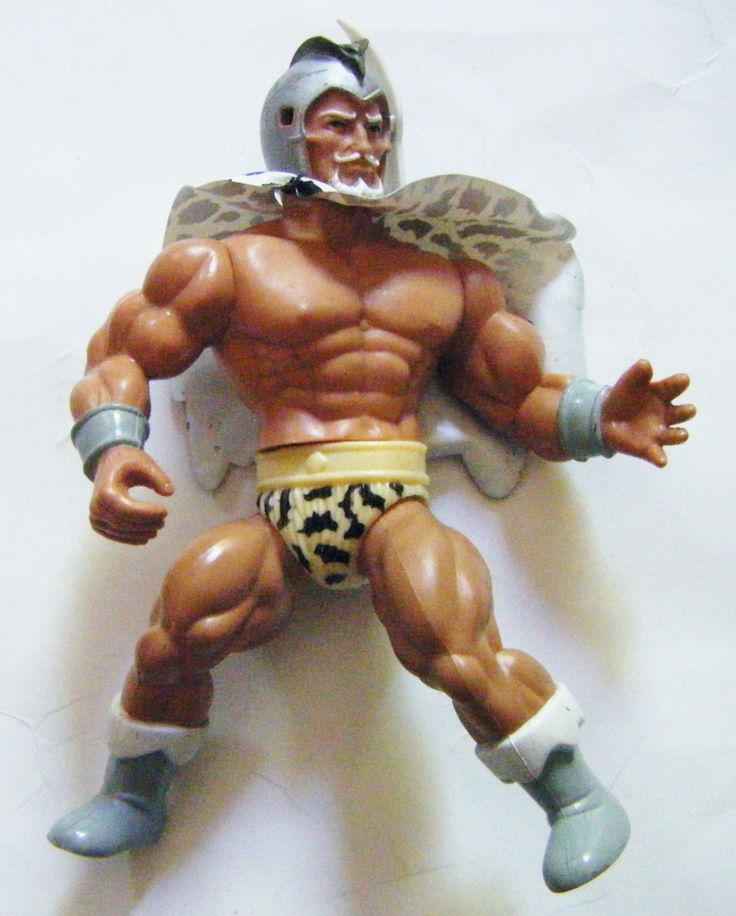 "1982 DC Comics Lost World of the Warlord Series ""The Warlord"" Action Figure Remco by parkledge on Etsy"