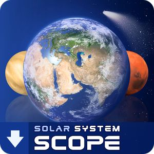 Solar System Scope : l'universo in 3D sullo smartphone Android in tempo reale - http://www.tecnoandroid.it/solar-system-scope-luniverso-in-3d-tuo-smartphone-android/