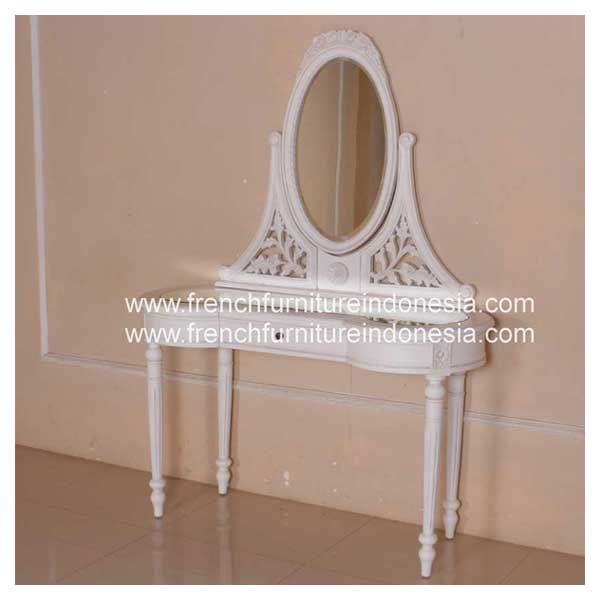 Buy Dresser Table with Oval Rose Mirror From classic Furniture We are reproduction 100 % export Furniture manufacture with French furniture style and high quality Finishing. This Dresser Table with Oval Rose Mirror is made from mahogany woods with good quality and good design has a strong construction. #HomeFurniture #FurnitureWarehouse #ClassicFurniture #WoodenFurniture #IndustrialFurniture