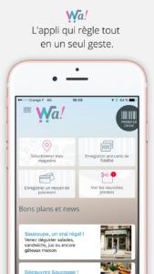 Safe Cell Wallets  BNP Paribas' Wa! Cell Pockets is Piloting at Carrefour Shops Throughout France (hotnewstrend)