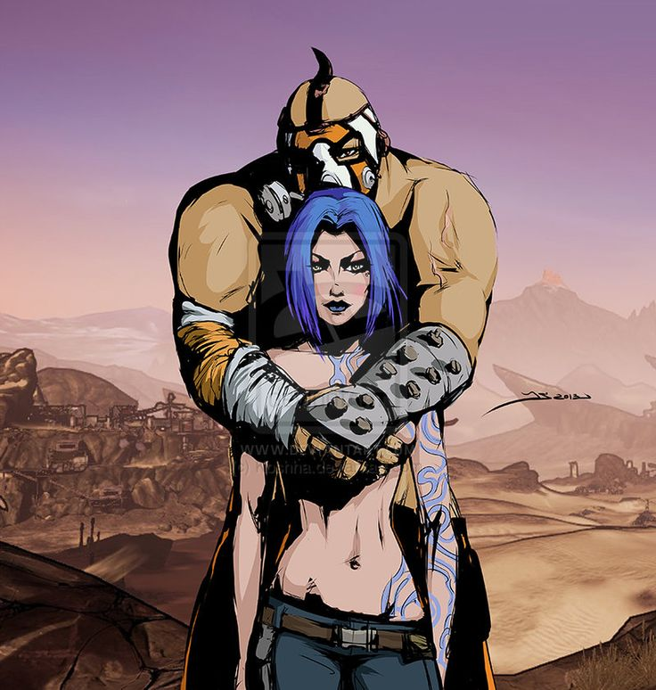 borderlands-serie videospiele