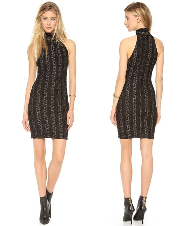 """Torn by Ronny Kobo """"Claudia"""" Lace Dress"""