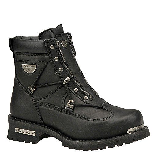 Special Offers - Milwaukee Motorcycle Clothing Company Mens Throttle Motorcycle Boots (Size 8.5) - In stock & Free Shipping. You can save more money! Check It (July 28 2016 at 06:13AM) >> http://motorcyclejacketusa.net/milwaukee-motorcycle-clothing-company-mens-throttle-motorcycle-boots-size-8-5/