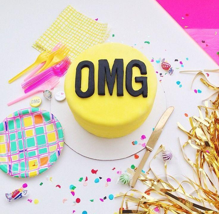 omg cake!