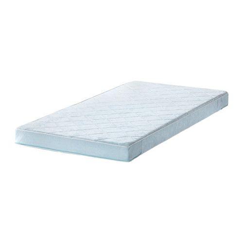 VYSSA VACKERT 70×160ベッド用マットレス, ブルー ブルー 70x160 cm