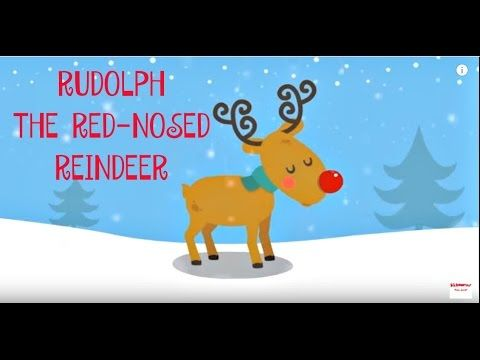 A Christmas favorite! It's Rudolph the Red Nosed Reindeer song for kids. *************** If you enjoy this video, please subscribe to the Kiboomu channel: ht...