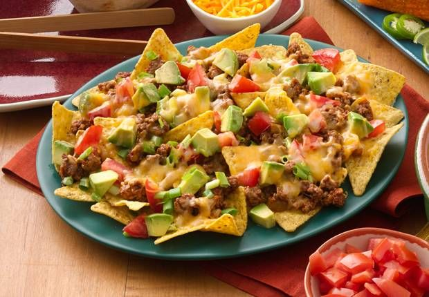 What's a great party without nachos? Create a really great party with these really great nachos!