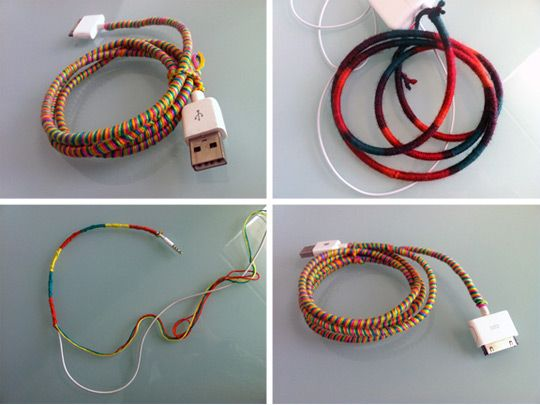 Cord Wrapping