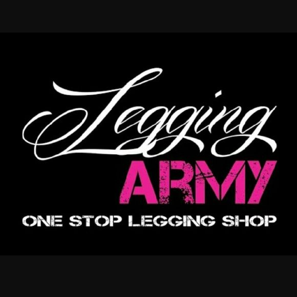 Meet your Posher, Alexis Hi! I'm Alexis. I'm a Legging Army Affiliate. Our leggings are AMAZING. Buy directly from me  ↘          ↘           ↘  https://leggingarmy.com/#alexis122116    Become A Legging Army Affiliate   Being A Legging Army Affiliate Means You Get Paid To Wear Leggings! Some Of The Other Great Benefits Include 25% Commission, Paid Weekly, 25% Discount Code, And A Free Website! To Get Started Click Here  ↘↘↘…