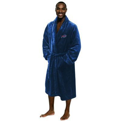 Northwest Co. NFL Bills Men's Bathrobe