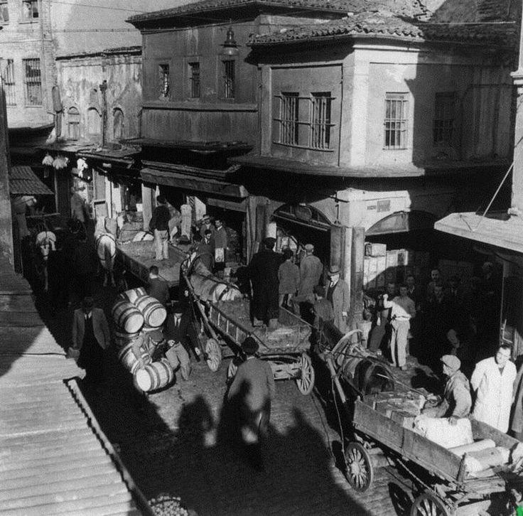İSTANBUL - 1946...Ara Güler