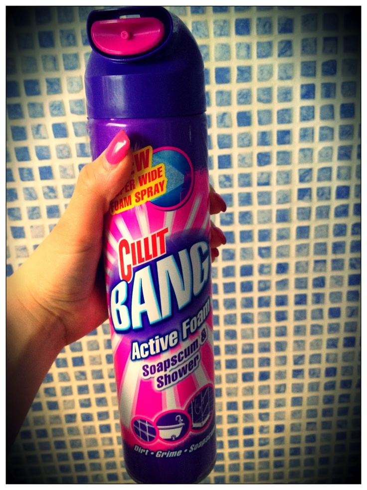 REVIEW! Cillit Bang Active Foam