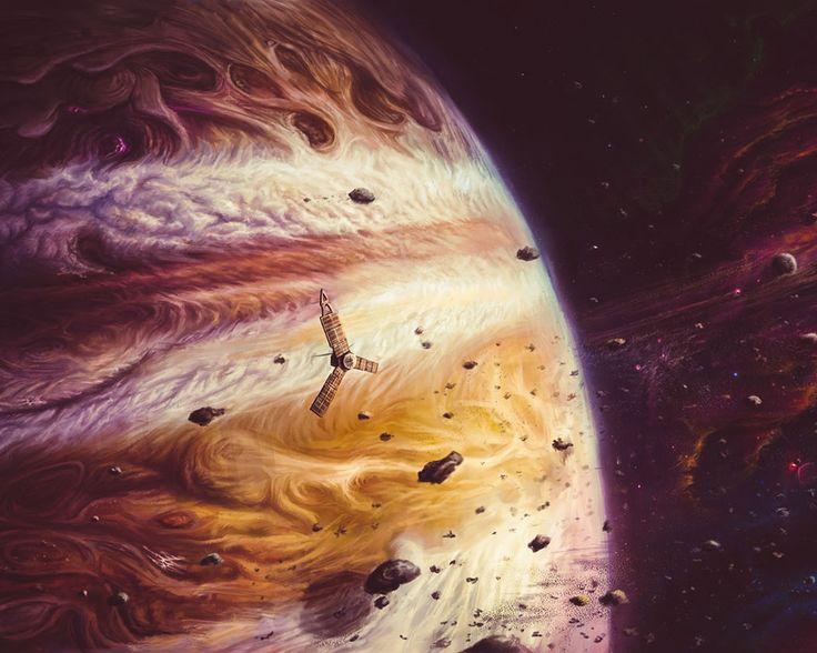 Юпитер самая быстрая планета