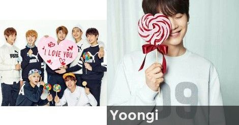 Yoongi | Which BTS Member's Ideal Type are you?