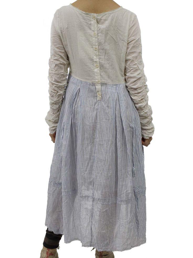 Striped Dress Ewa I Walla back