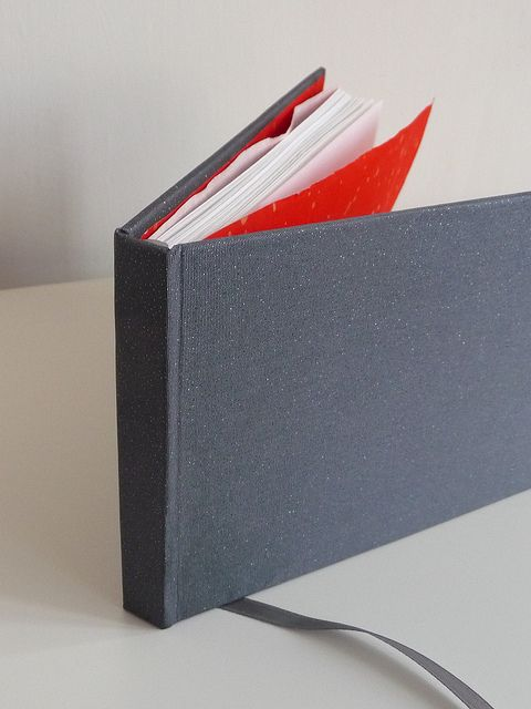Book Binding Workshop with Rachel Marsden at Bilston Craft Gallery by English Girl at Home, via Flickr