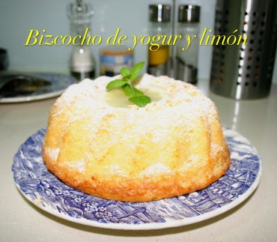 Yogurt  and Lemon Cake