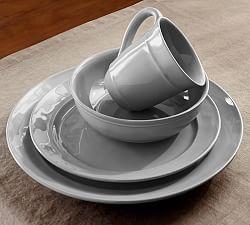 Cambria Dinnerware - Gray
