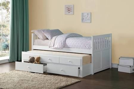 Small Sofa Bed Without Arms One Person Best 25+ Trundle Beds Ideas On Pinterest   Funky Teenage ...