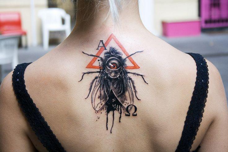 Body Art | Tattoo | 刺青 |  Tatouage | Tatuaggio | татуировка | Tatuaje |  Peter Tikos by DarkArtTattoo