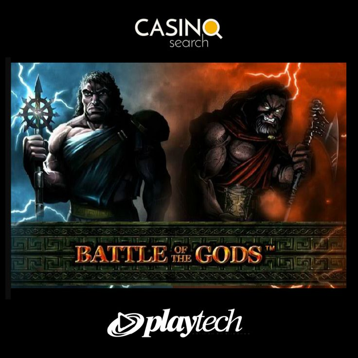 Motivates you Greek mythology? 🇬🇷  It's time to read the review Battle of the Gods from Playtech 💪  And try the game for free na http://www.slotgamesonline.eu/game/battle-of-the-gods-playtech