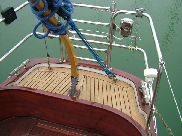 1981 Vindo 32 Sail Boat