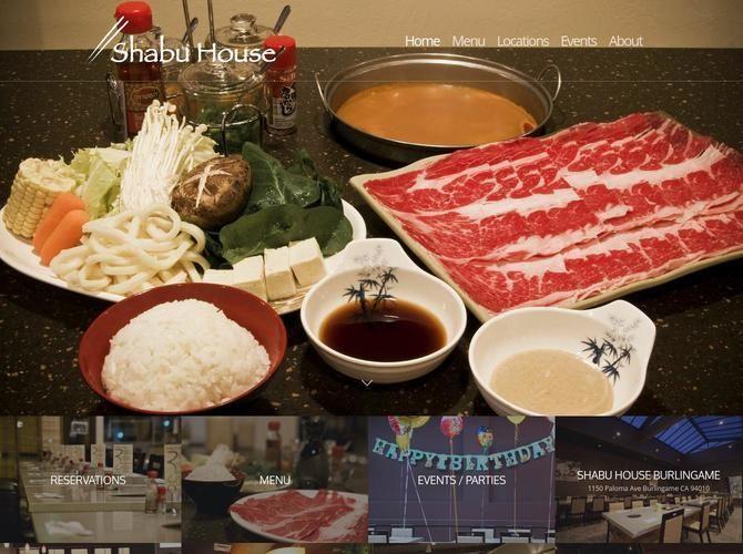 Shabu House   Bay Area's Top Shabu Shabu Restaurant