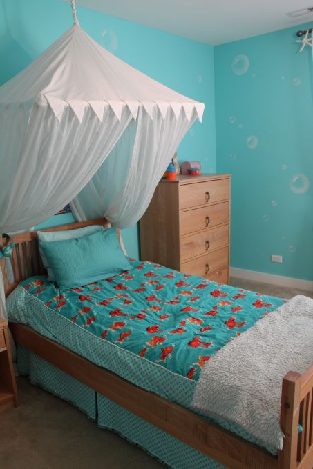 17 best images about under the sea bedroom on pinterest for Under the sea bedroom designs