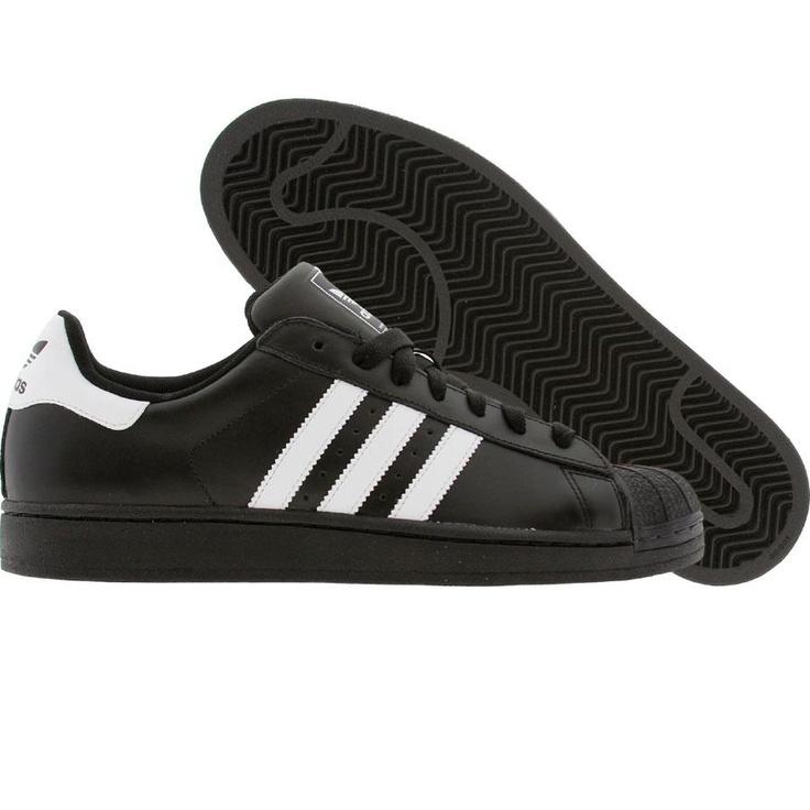 Adidas Superstar II 2 (black / white / black) G17067 - $69.99