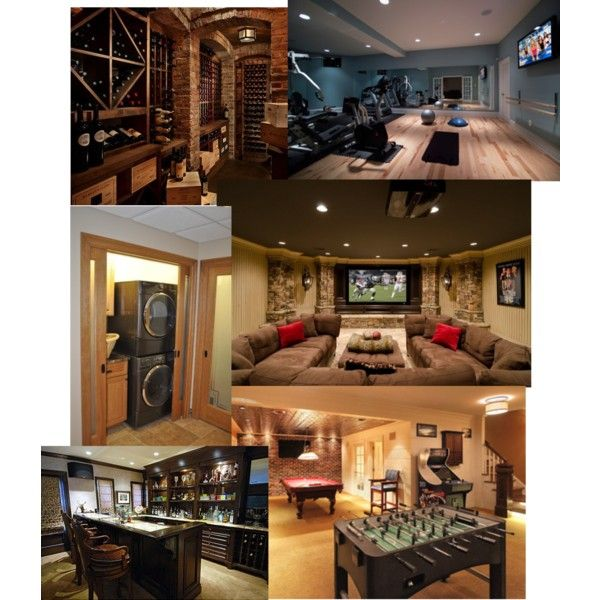 1000+ Images About Finished Basements On Pinterest