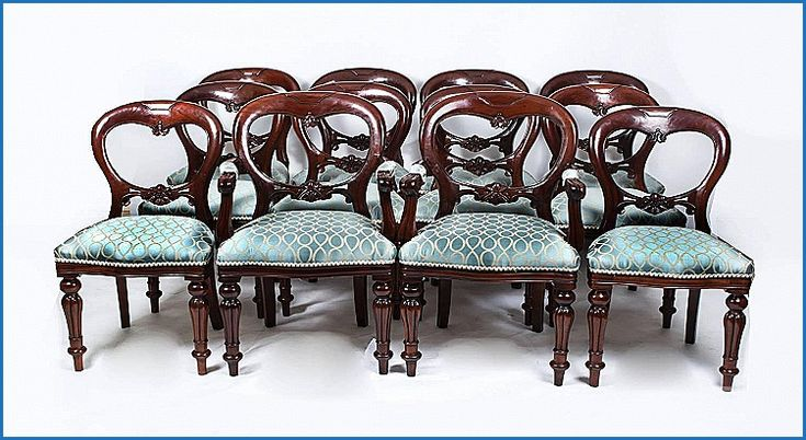 Lovely Antique Victorian Dining Room Chairs - http://countermoon.org/antique-victorian-dining-room-chairs