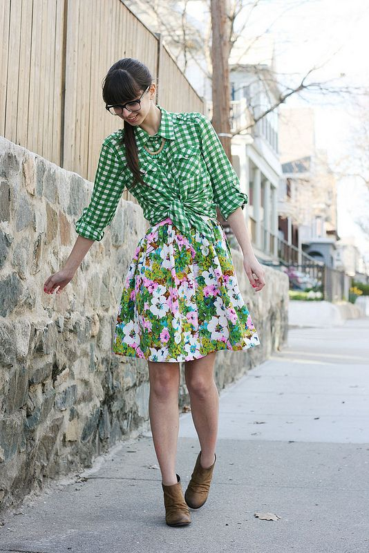 This is one of my favorite pattern looks.  The color repeat is really what makes it!