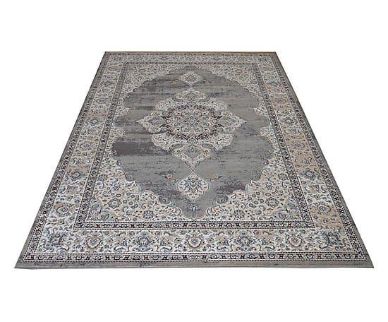 Tappeto heatset Sherazade Medaillon grigio - 160x230 cm ...