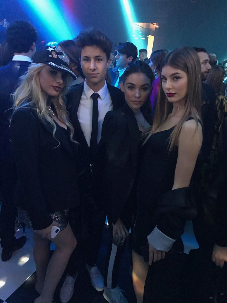 Madison Beer with Lele Pons and Juanpa Zurita