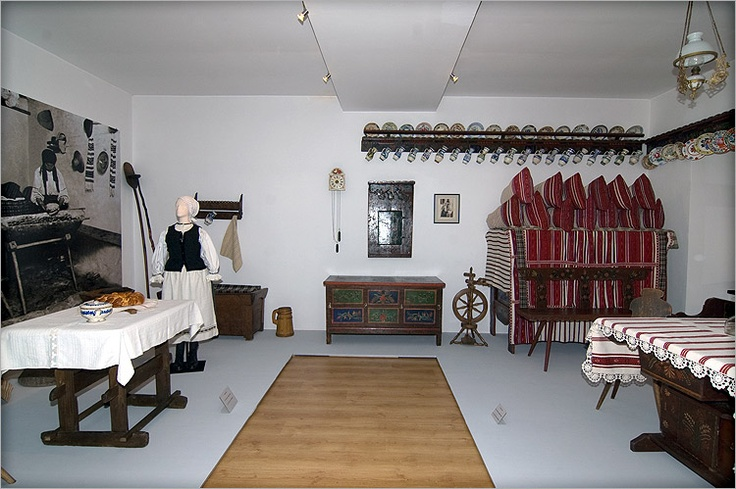 """The """"Gheorghe Cernea"""" Ethnographic Museum Rupea"""