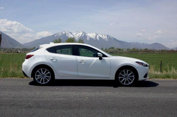 2016 Mazda 3 White